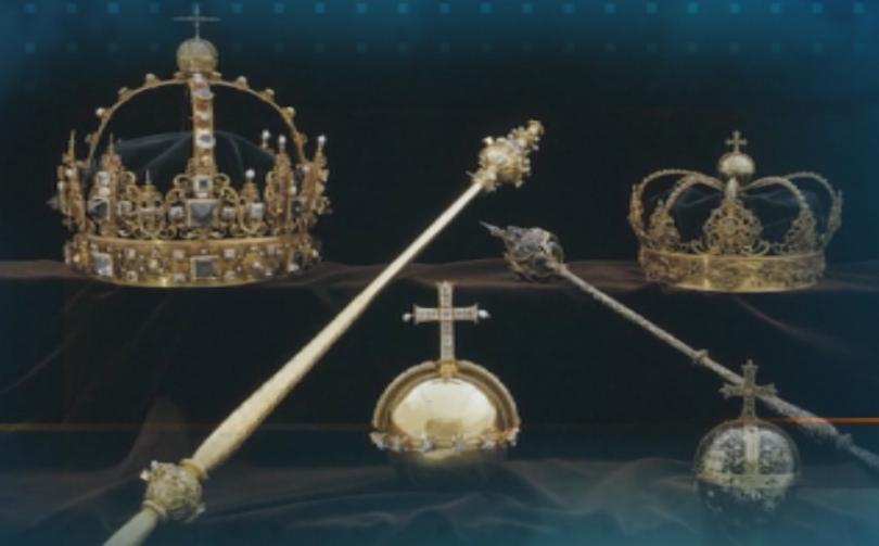 Намериха откраднатите кралски скъпоценности на Швеция