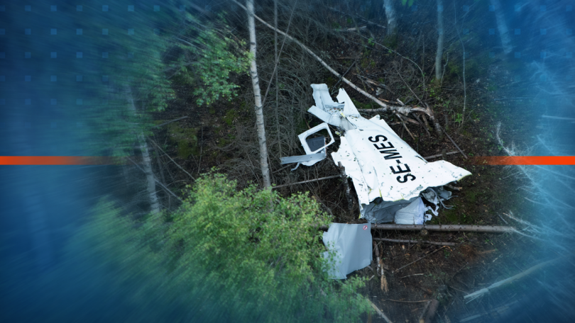 Девет души загинаха при катастрофа на малък самолет с група