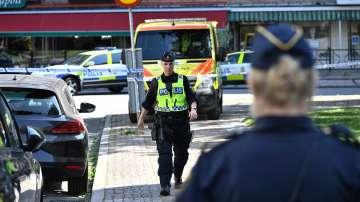 Взрив избухна в центъра на шведския град Лунд