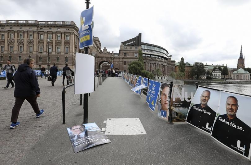 Изборите в Швеция се проведоха на 9 септември 2018 г.