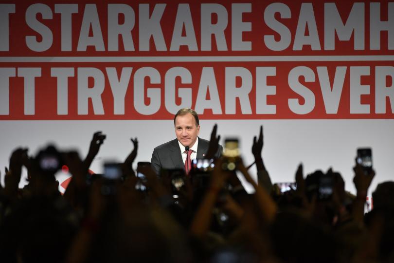 Стефан Льовен, министър-председател на Швеция
