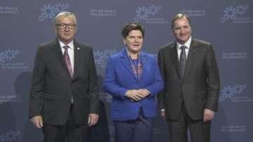 Лидерите на ЕС на среща на върха в Гьотеборг