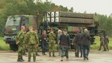 Швеция провежда най-мащабните си военни учения от 20 години насам