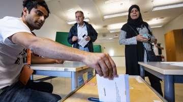 Ключов вот за парламент в Швеция