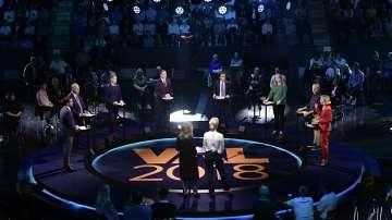 Изравнени сили преди парламентарните избори в Швеция