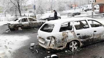 След изказването на Тръмп: Безредици в Стокхолм все пак се случиха