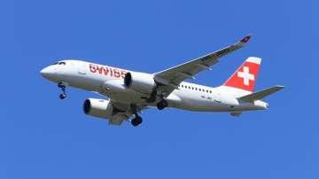 Два самолета на швейцарските авиолинии бяха ударени от мълния