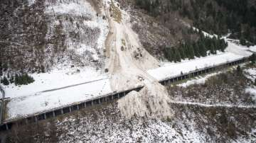 Наводнения и риск от лавини в Западна Европа (СНИМКИ)