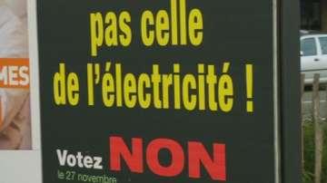 Швейцарците решават съдбата на ядрената си енергетика