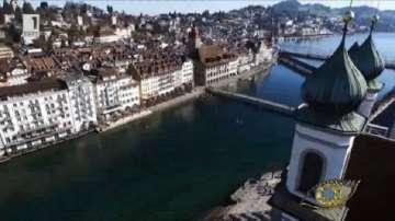 Изтребител на швейцарските ВВС изчезна над планински район