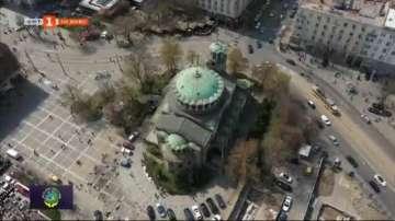 Чудото в центъра на София - четири религиозни храма на едно място