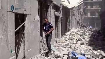 Частично примирие в някои части на Сирия