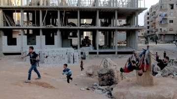 Преди преговорите за Сирия в Женева
