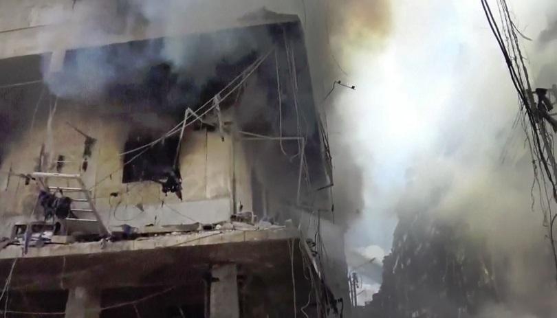 Конфликтът в Сирия в глобален план и от първо лице
