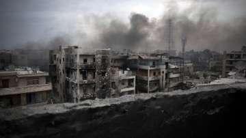 Бомби заляха Сирия преди очакваното примирие