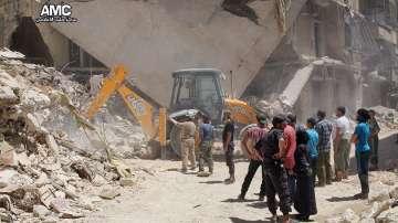 13 загинали при нападение срещу болница в Северна Сирия