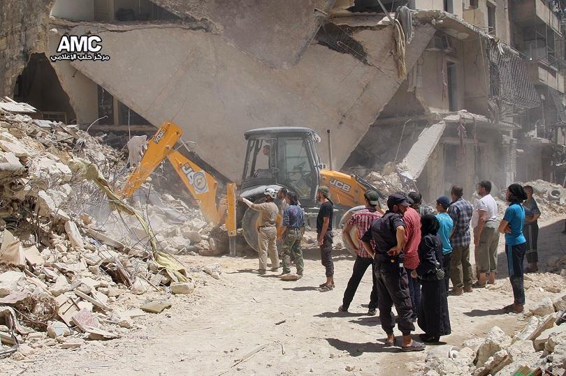загинали нападение болница северна сирия