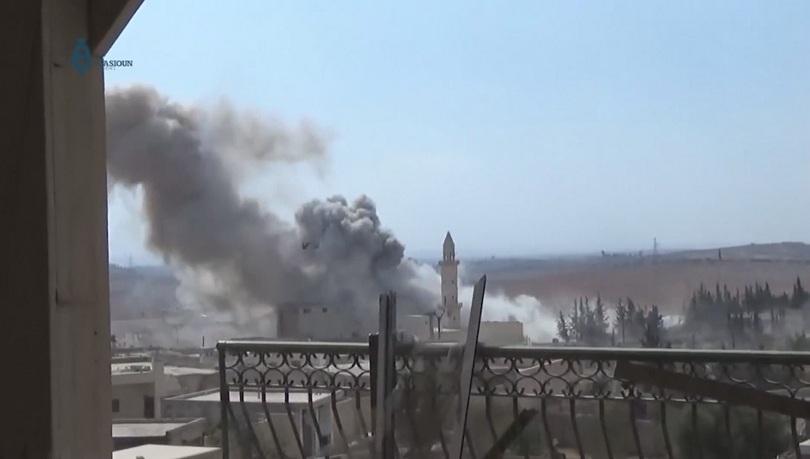 журналист руска телевизия убит сирия