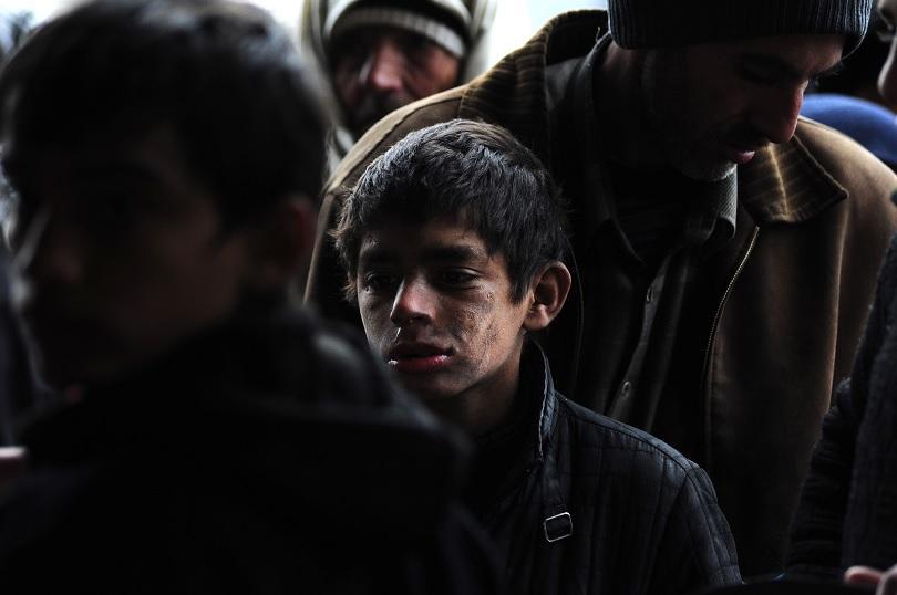 500 души бяха евакуирани от Алепо през изминалата нощ