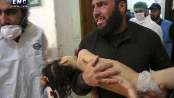 Кой извърши химическата атака в Сирия?