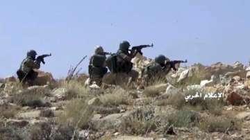 Продължават боевете в Дамаск