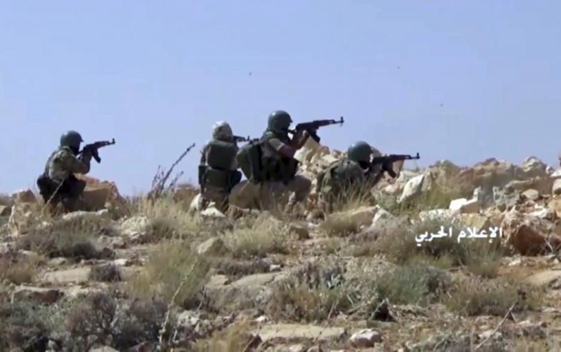 джихадисти превзеха сирийския град идлиб