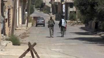 """Сирийските правителствени сили са превзели Дейр аз Зур от """"Ислямска държава"""""""