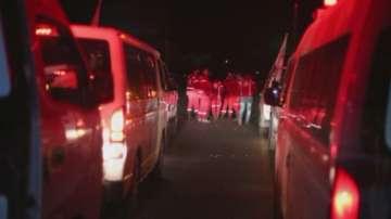 Евакуират болните от Източна Гута