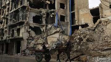 Над 200 000 сирийци са напуснали домовете си заради боевете в провинция Идлиб