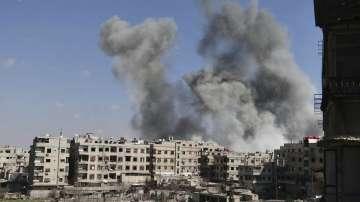 Спирането на огъня в Сирия е било нарушено