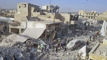 Турският президент и иранският външен  министър обсъдиха положението в Сирия