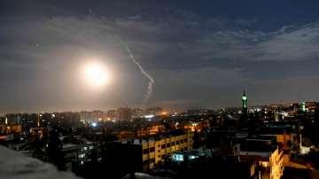Израел нанесе удари по ирански мишени в Сирия