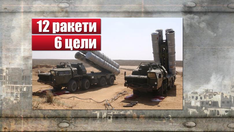 Зенитно-ракетен комплекс С-400, Руска армия