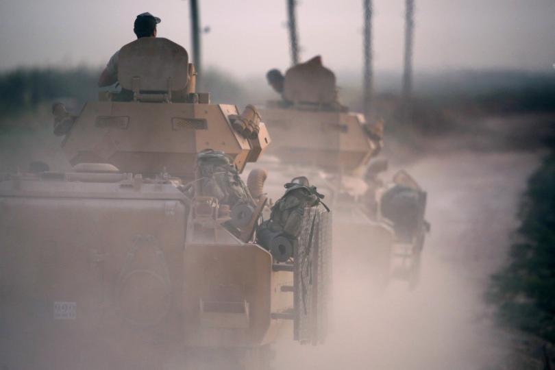 Турската офанзива в Северна Сирия срещна незабавна и категорична реакция