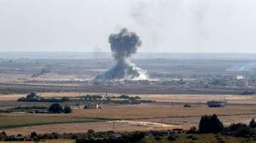 100 000 души в Сирия са напуснали домовете си заради турската офанзива