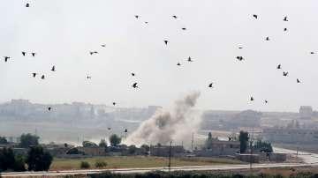 Турция превзе два града в Сирия