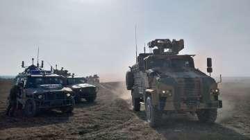 Тежки боеве между сирийски и турски войски