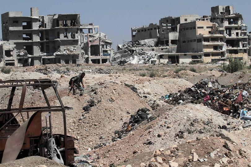Нарушения на примирието в Сирия за последните 24 часа