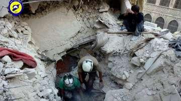 Източен Алепо заплашен от пълно унищожение