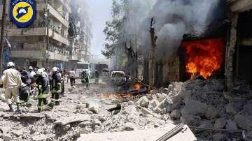 Битката за Алепо продължава
