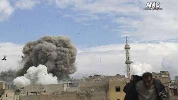 ООН обвинява сирийска армия за убийство на цивилни