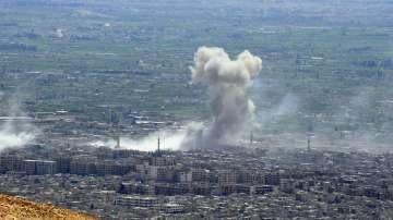 Експерти по химически оръжия влизат в сирийския град Дума