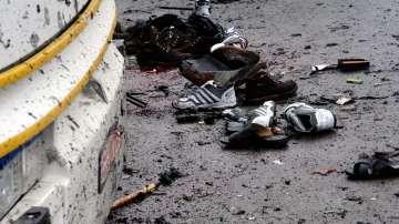 Близо 40 души загинаха при атентат в Дамаск