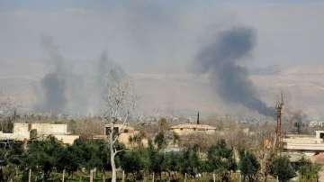 Продължават ожесточените сражения в сирийския анклав Източна Гута