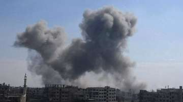 Нови въздушни удари в Сирия доведоха до още цивилни жертви