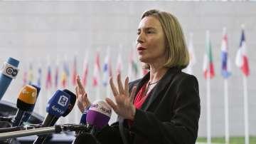 Могерини откри политическия сезон с реч за външната политика на ЕС