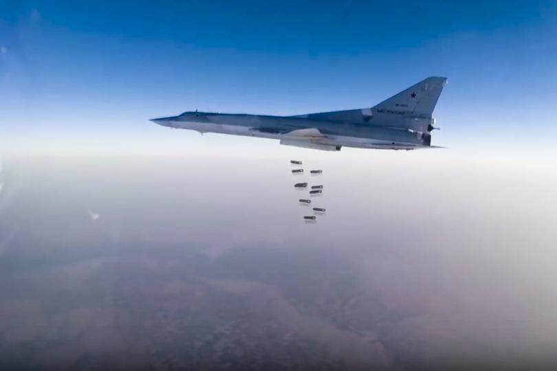 русия уведомила предварително сащ днешните бомбардировки сирия