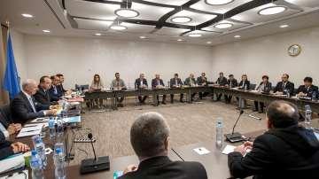 Приключи първият кръг на подновените междусирийски преговори