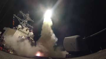 Американските удари в Сирия - отговор за химическата атака в Идлиб