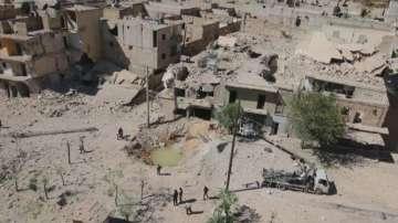 3 деца са загинали при бунтовнически обстрел срещу училище в Сирия